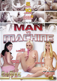 Women Decide Man Vs Machine