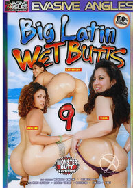 Big Latin Wet Butts 09